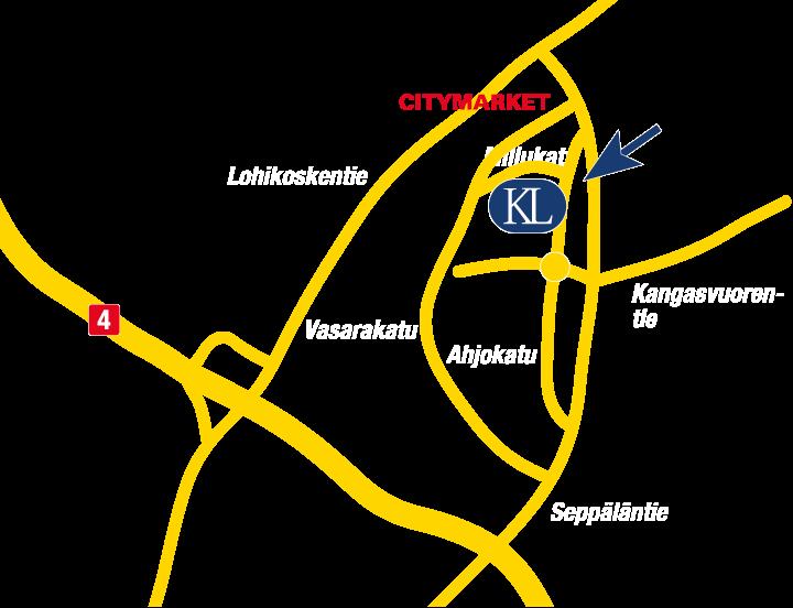 KL-Varaosat Jyväskylä
