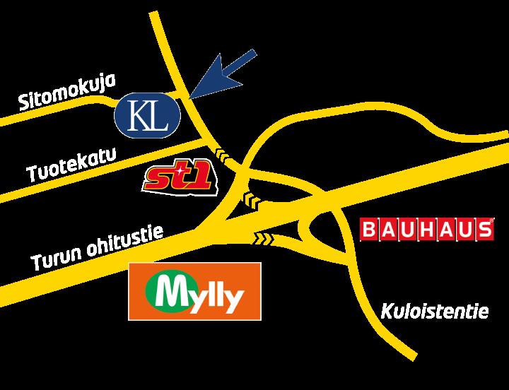 KL-Varaosat Turku