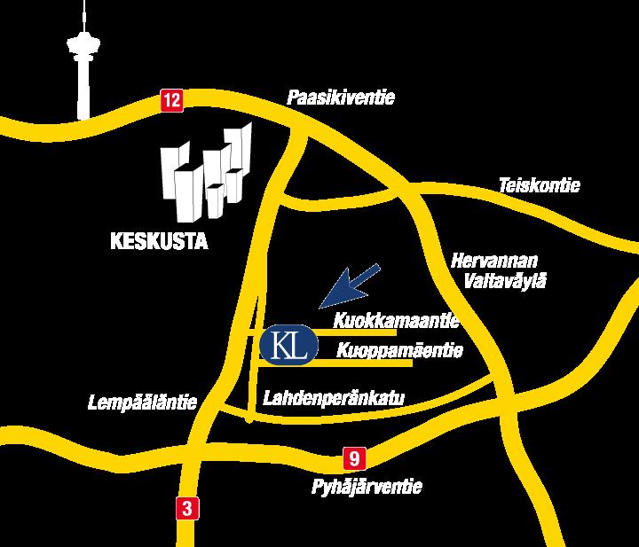 KL-Varaosat Tampere