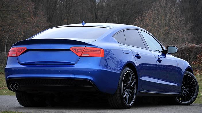Kattava valikoima Audin varaosia